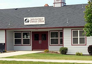 Hamilton District Office