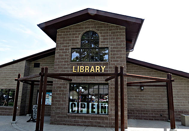darby library