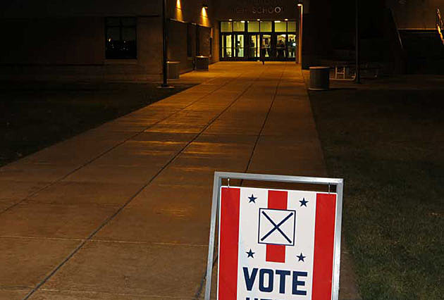 HHS polling place