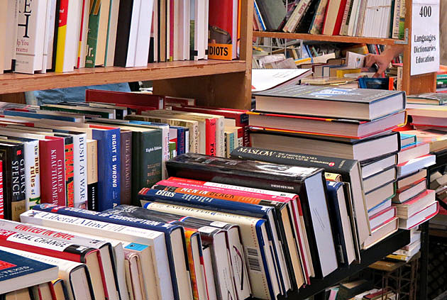 Friends of Library book sale this weekend